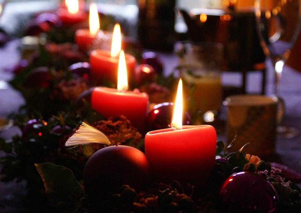 Światło jest jednym z najważniejszych elementów świątecznych. Źródło: Flikc , CC BY 2.0