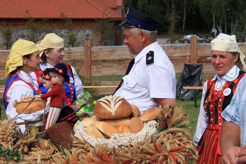 Tradycjne dożynki mazowieckie w Sierpcu