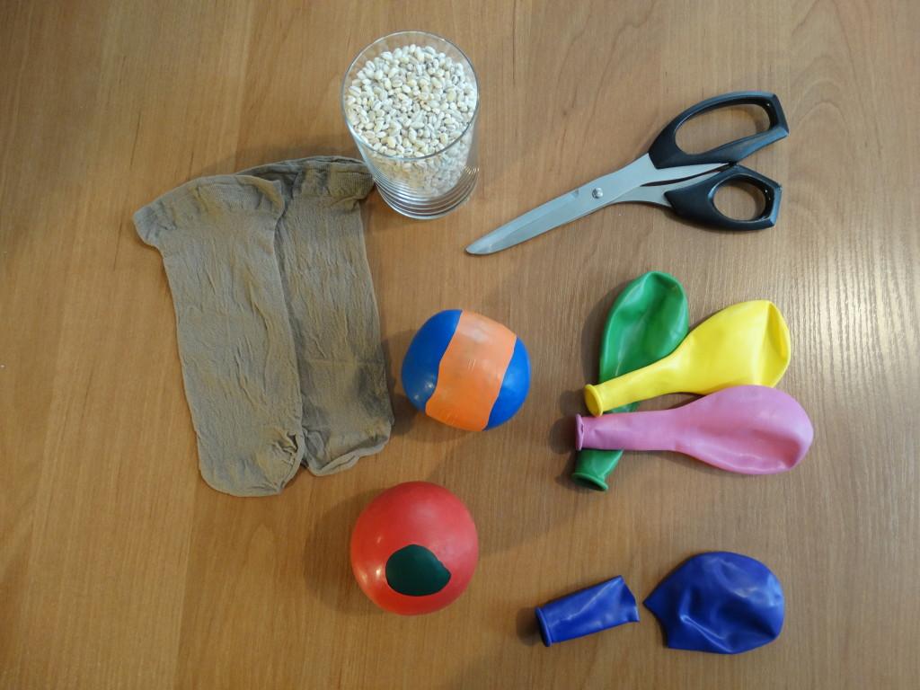 Piłeczki do żonglowania