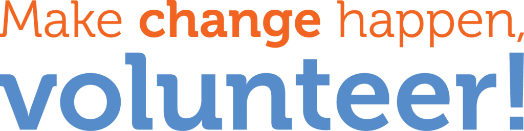 Hasło Międzynarodowego Dnia Wolontariusza 2014. Źródło volunteeractioncounts.org