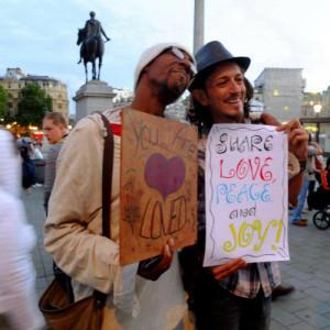 Każdy może się zaangażować w obchody Dnia Szczęścia w swoim mieście, zachęcają organizatorzy. Źródło Day of Happiness
