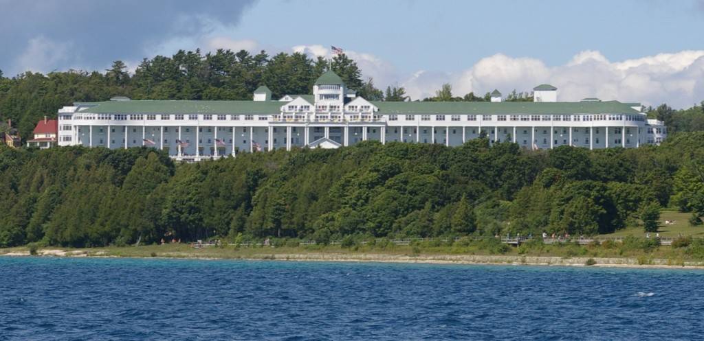 Grand Hotel, Mackinac_Island, USA, fot. J Dykstra