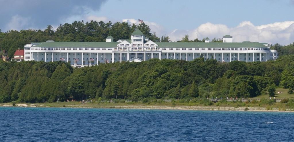 Grand Hotel, Mackinac_Island, USA, fot. J Dykstra