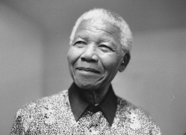 Nelson Mandela, 2000 r.