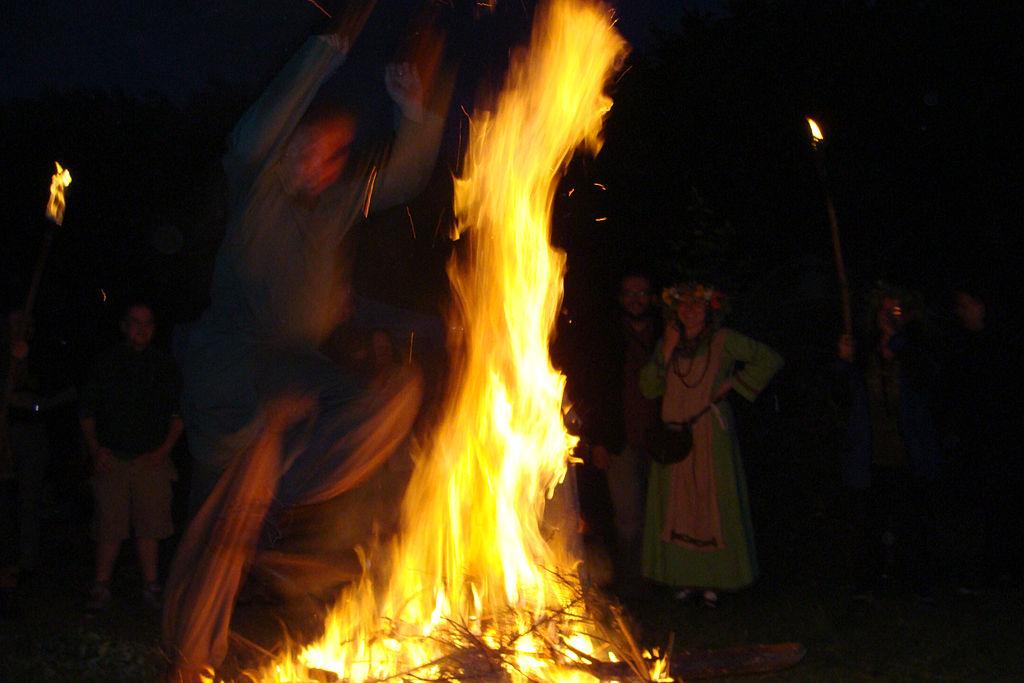 W swej pierwotnej, pogańskiej wersji święto obchodzone jest przez wyznawców Rodzimego Kościoła Polskiego, fot. Ratomir Wilkowski, CC by 3.0