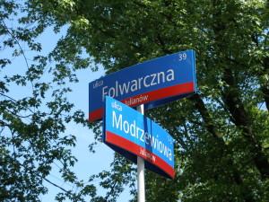 Modrzewiowa, Strumykowa, Folwarczna... Sielskie  nazwy ulic na łódzkim Julianowie.