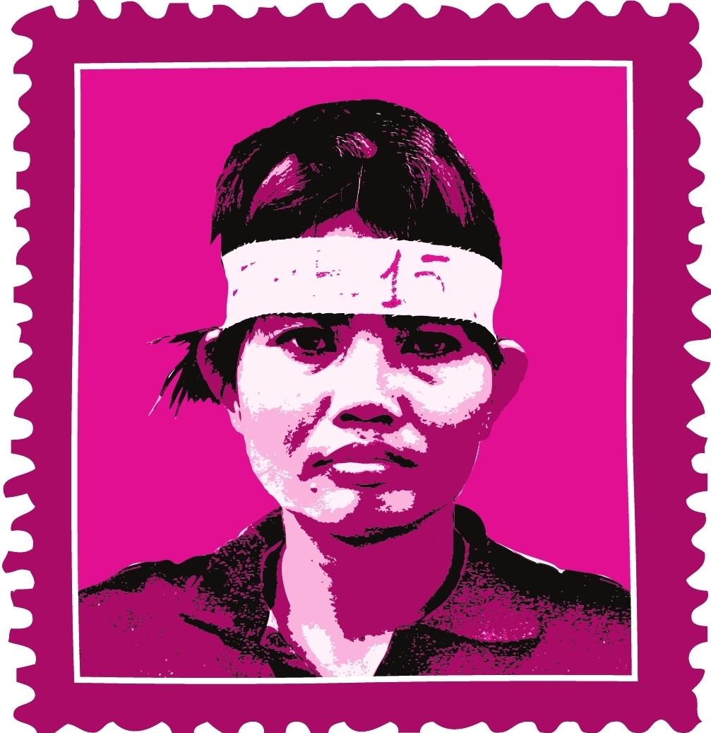 Stamp Image - Cambodia - web