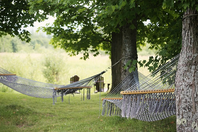 Wyobraź sobie miejsce, do którego będziesz chętnie wracać na mentalne wakacje. Źródło Pinterest. CC0 Public Domain