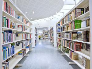 Biblioteka w Mariehamn w Finlandii, fot. Fetmano, CC by-nc-nd 2.0