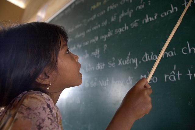 wietnam szkoła